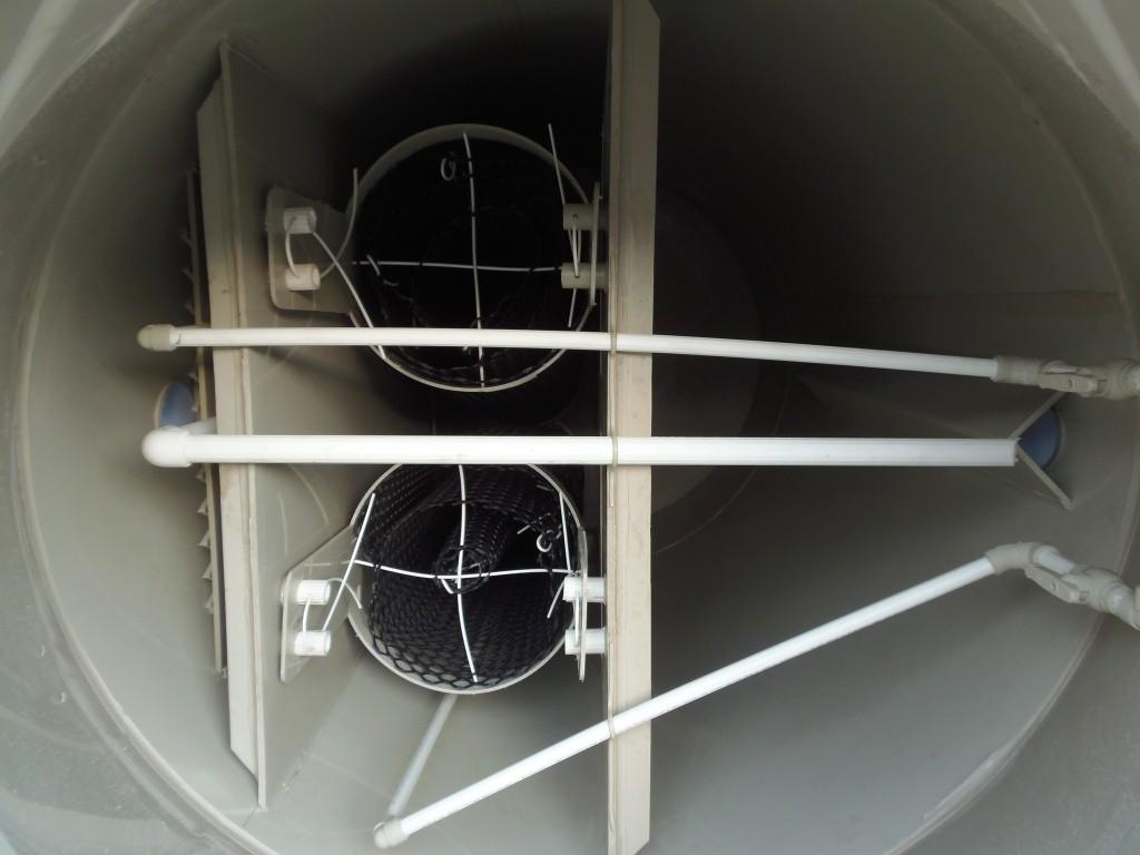 Внутреннее устройство станции биологической очистки сточных вод УБСВ-1.JPG