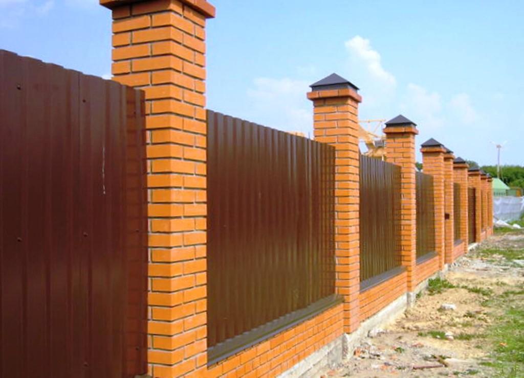 забор-профлист